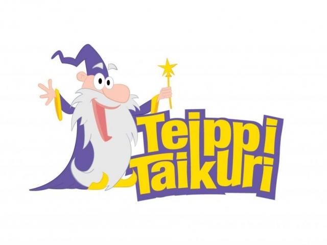 Teippitaikuri logo