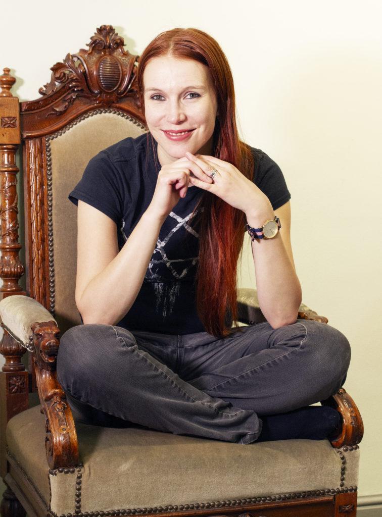 Profiilikuva Kirsi Eerikkilä